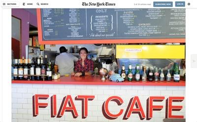 NYTimes Fiat